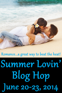 Summer Lovin' Blog Hop button