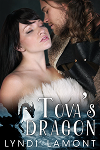 Tova's Dragon cover
