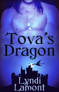 Tova's Dragon medium cover