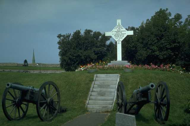 Monument of the Battle of the Plains of Abraham