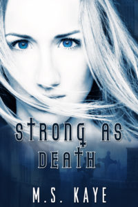 Strong As Death cover