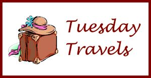 Tuesday Travel button