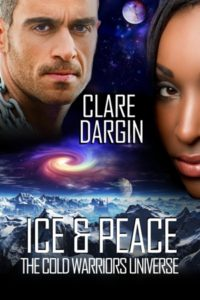 cover for Ice and Peace by Clare Dargin