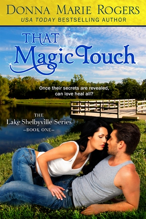 Cover of That Magic Touch