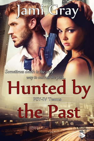 cover of Hunted by the Past
