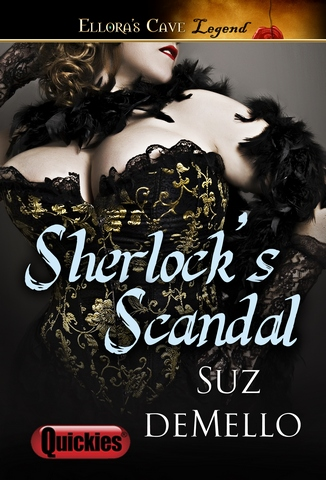 Sherlock's Scandal cover