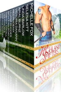 Highland Shifters 3D cover