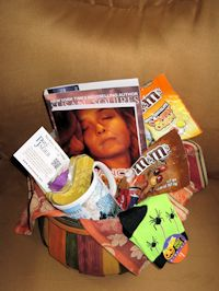 PNR Blogfest prize basket TN