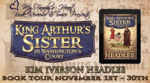 King Arthur tour banner