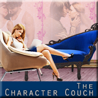 the character couch logo