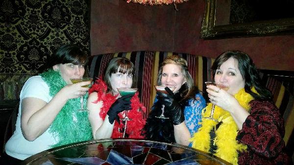 Martini Club authors