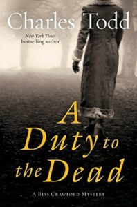 Duty to the Dead cover