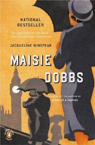 Maisie Dobbs cover