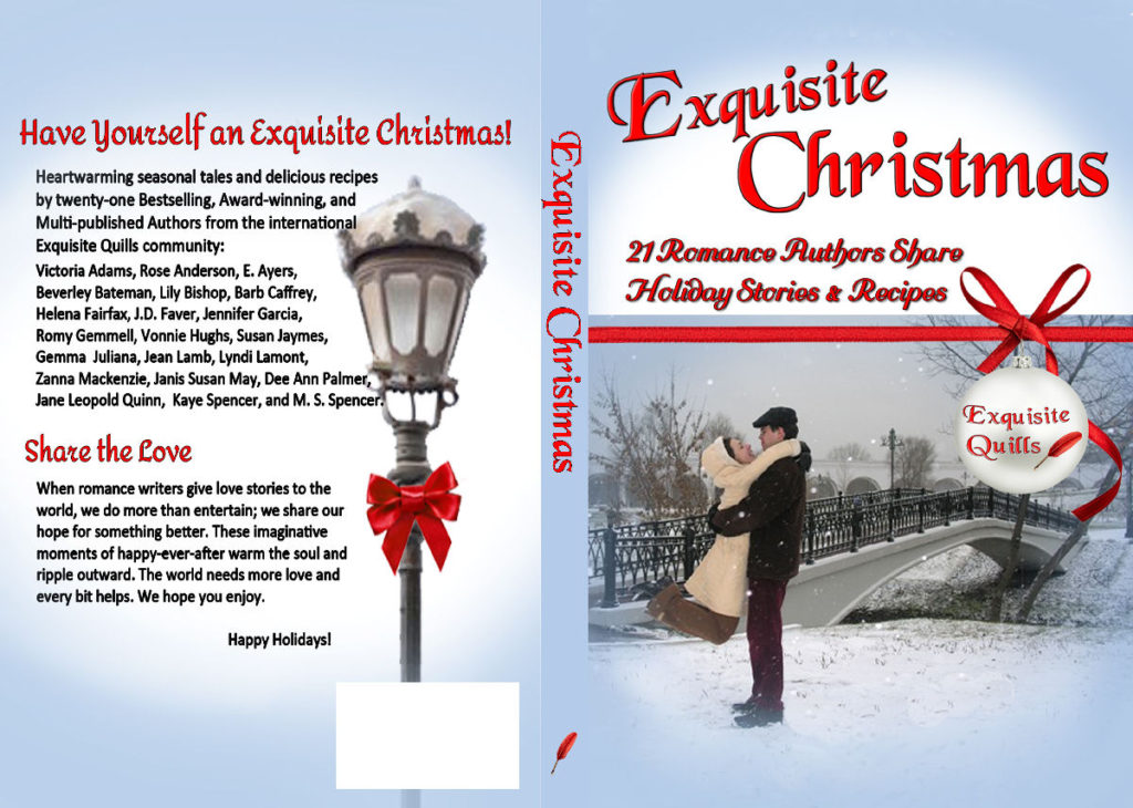 Exquisite Christmas print cover