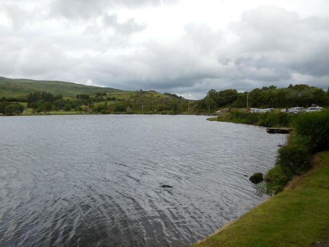 Gouganne Barra Lake