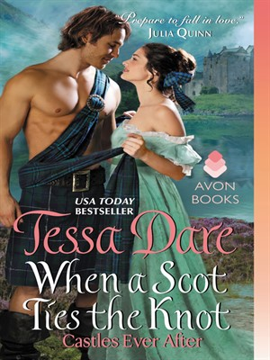 When a Scot Ties the Knot cover