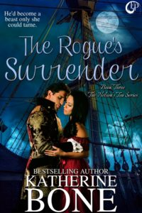 Rogue's Surrender cover