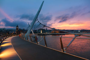 Peace Bridge (Derry)