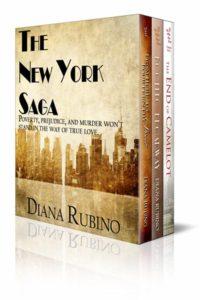 New York Saga cover