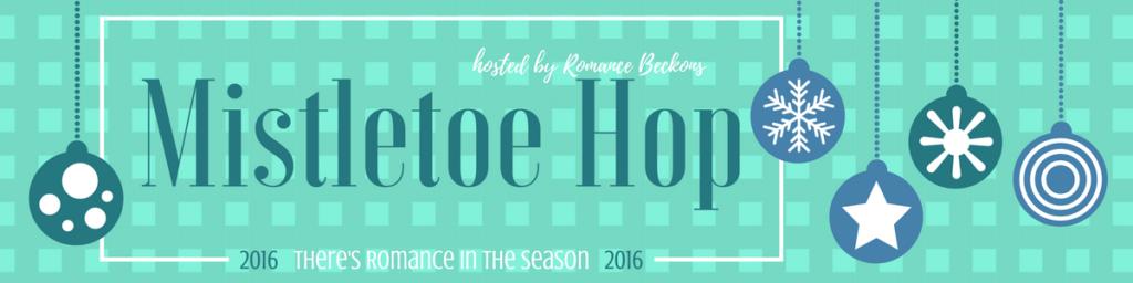 mistletoe hop banner