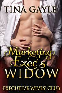 Marketing Exec's Widow cover