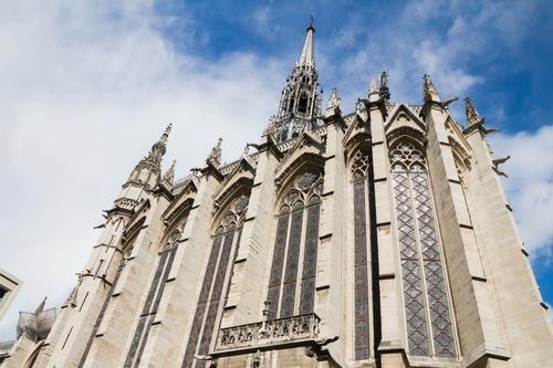 St. Chappelle, Paris