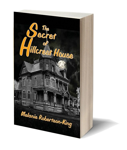 secret of hillcrest house cover
