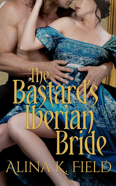 Bastard's Iberian Bride cover