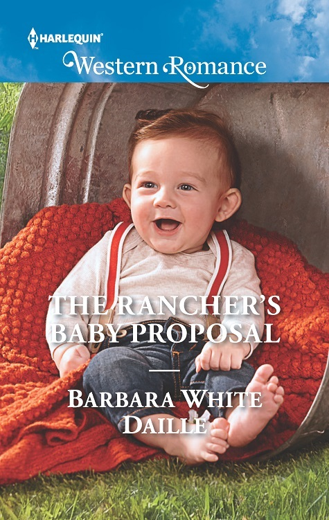 Rancher's Baby Proposal cover
