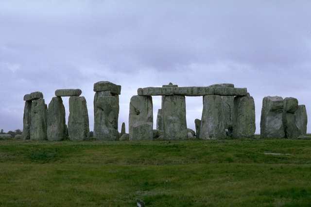 Stonehenge 421