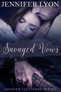 Savaged Vows cover
