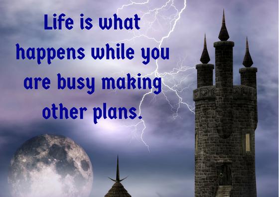 life happens graphic
