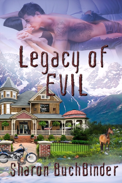 Legacy of Evil cover