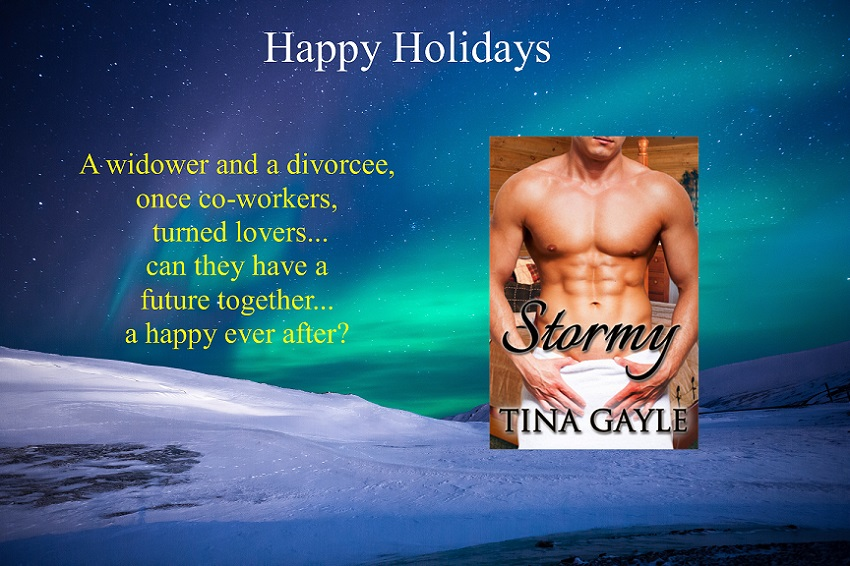 Stormy Happy Holidays