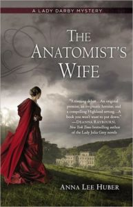 The Anatomists's Wife cover
