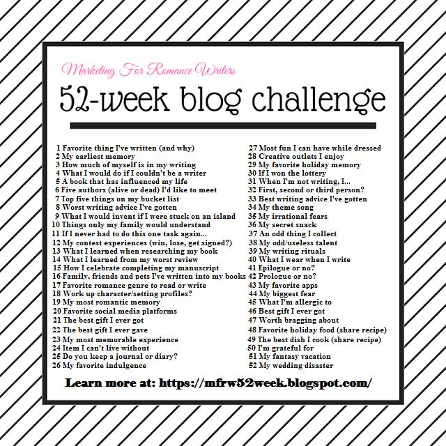 2018 blog challenge button