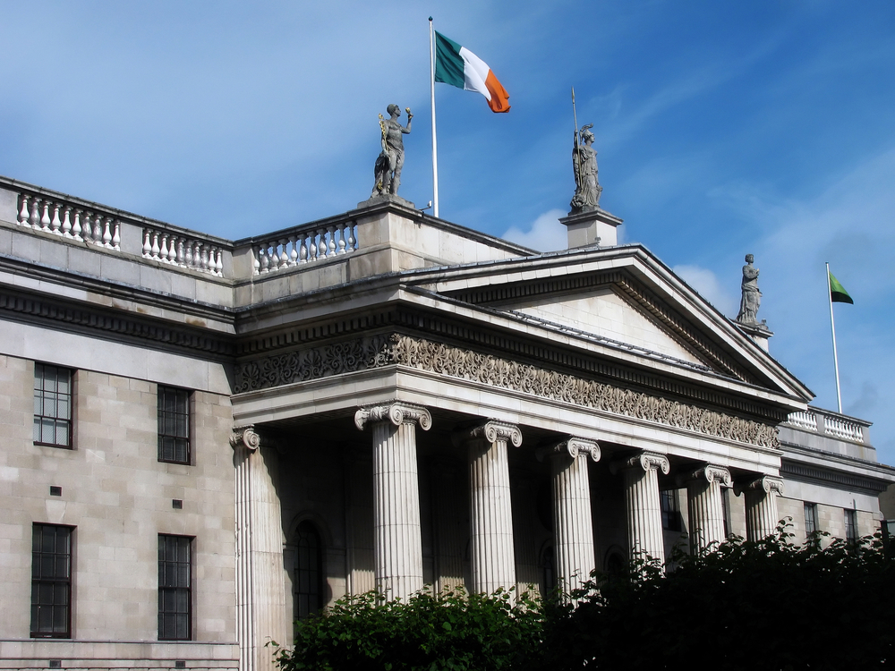 Dublin post office